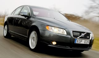 Front view of Volvo S80 V8