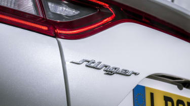 Kia Stinger 2.0 GT-Line - taillight