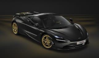 McLaren 720S Dubai front