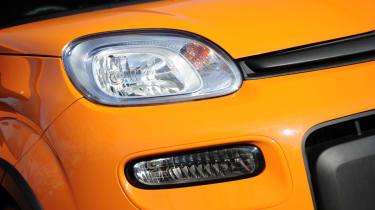 Fiat Panda Trekking light detail