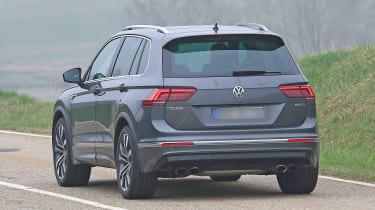 Volkswagen Tiguan R - spyshot 7