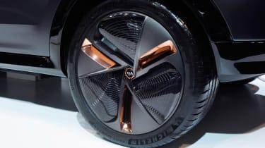Kia Niro EV - CES wheel