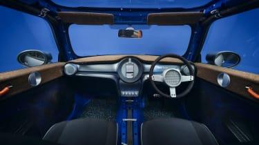 MINI Strip by Paul Smith - interior
