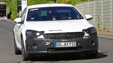 Vauxhall Insignia Grand Sport - spyshot 1