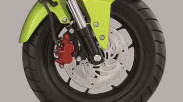 Honda MSX 125 review - wheels