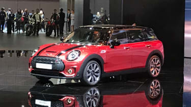 MINI Clubman - Shanghai front/side