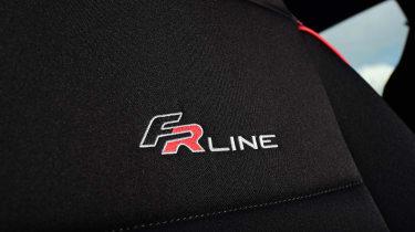 SEAT Mii FR Line - seat detail