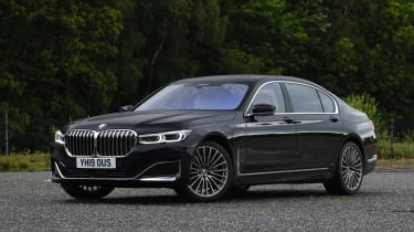 BMW 7 Series - alternative