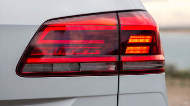 VW Golf SV - taillight