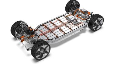 Jaguar I-Pace - studio battery