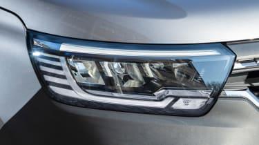 Renault Kangoo Van - headlight