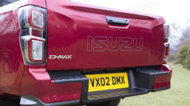 Isuzu D-Max - rear detail