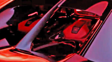 Bugatti Chiron-Sport teaser