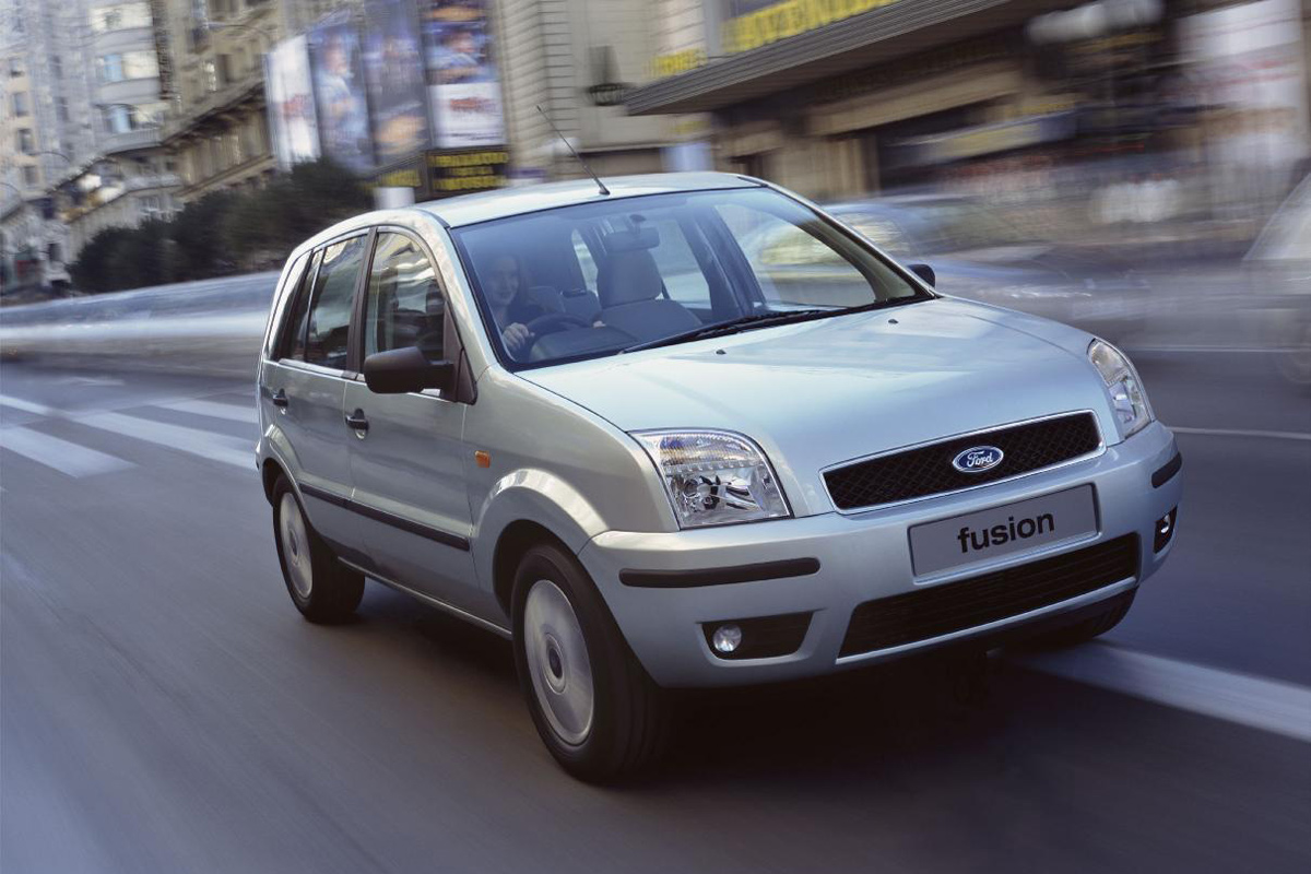 Ford Fusion 2002 2012 Review Auto Express