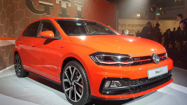 Volkswagen Polo GTI - reveal front