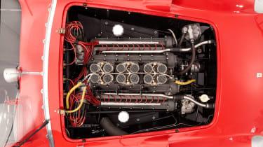 1957 Ferrari 335 engine - most expensive cars