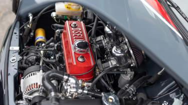 David Brown Automotive Mini Remastered Oselli Edition - engine