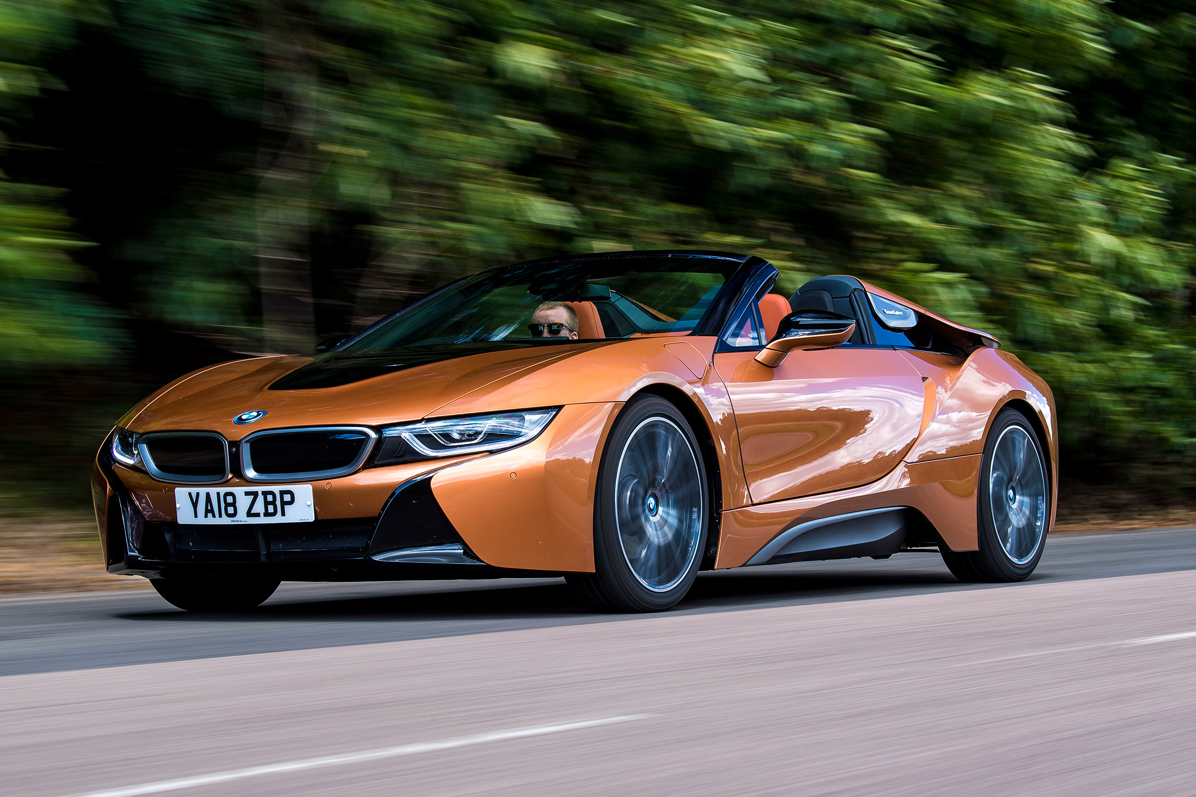 New Bmw I8 Roadster 2018 Review Auto Express