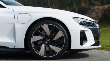 Audi e-tron GT - wheel