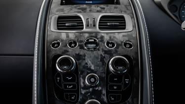 Aston Martin Vanquish S 2016 - dashboard