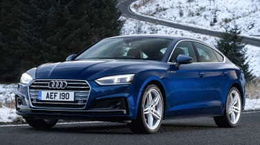 Audi A5 Sportback - front static