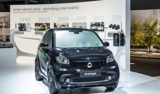 Smart electric drive - front
