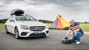 Mercedes E-Class Estate long term - second report header