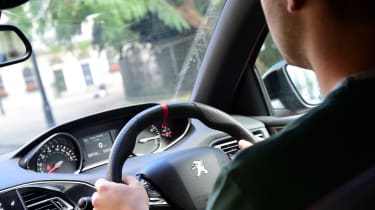 Long-term test review Peugeot 308 GTi - final report Rich driving
