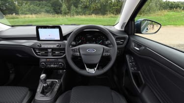 Ford Focus - Interior