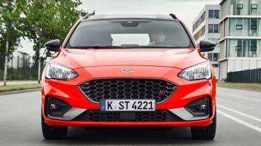 Ford Focus ST Estate - full front