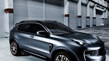 Lynk and Co SUV concept