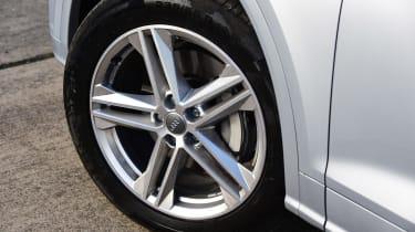 Audi Q5 - wheel