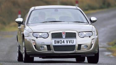 Rover 75 Best for Comfort