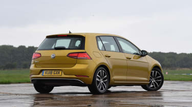 Volkswagen Golf - Rear Still