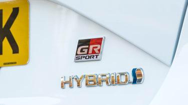 Toyota Yaris GR Sport - rear badge