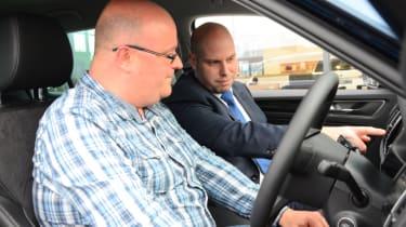 Long-term test review: Skoda Kodiaq - R1 - sat drivers seat