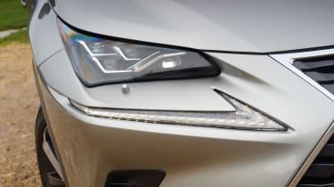 Lexus NX - headlight