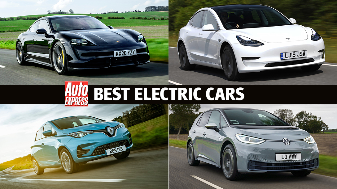 Best Electric Cars To Buy 2020 2021 The Complete Guide Auto Express
