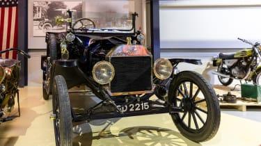 Grampian Transport Museum - Ford Model T