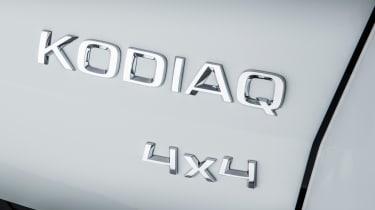 Skoda Kodiaq SUV 2016 - white badge