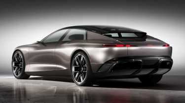 Audi Grandsphere concept - rear