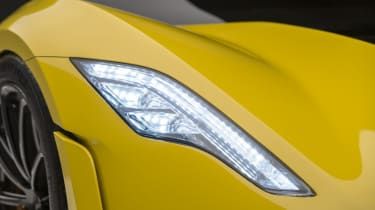 Hennessey Venom F5 right headlight