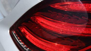 Mercedes S-Class - rear light