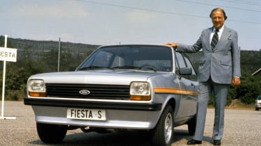 40 years of Fiesta - Mk1 Henry Ford