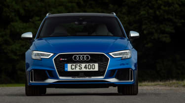 Audi RS 3 - full front
