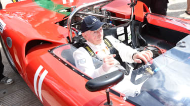 Goodwood 2016 - driver