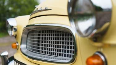 Original Skoda Octavia - front grille