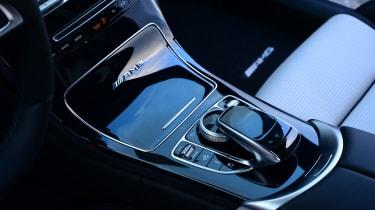 Mercedes-AMG C63 S - interior detail