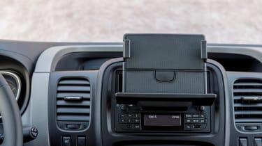 Nissan NV300 van clipboard