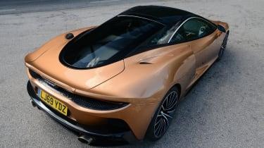 McLaren GT - rear above